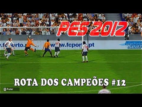 PES 2012 | Wii | Rota dos Campeões | #12