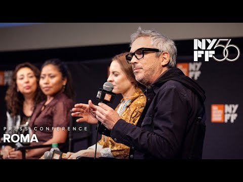 'ROMA' Press Conference | Alfonso Cuarón, Yalitza Aparicio &