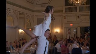 Greatest Showman Wedding Dance. First Dance to Million Dreams.