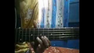 INDIAN SONG ROMANTIC TAB ON GUITAR