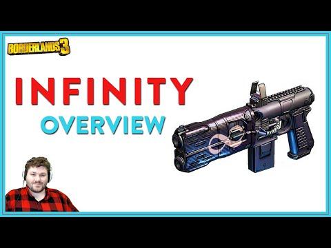 It's Closer Than You Think | Borderlands 3 | Infinity Legendary Pistol