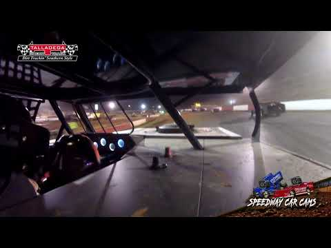 #33 Ryan Wilson - Open Wheel - 4-27-19 Talladega Short Track - In Car Camera