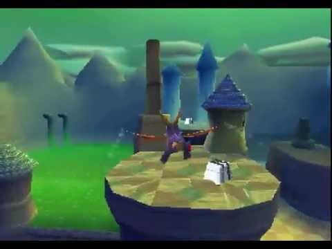 PSX Longplay [160] Spyro the Dragon