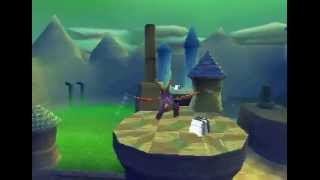 PSX Longplay [160] Spyro the Dragon