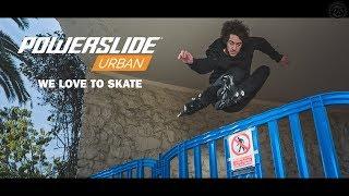 Best of URBAN inline skating - Powerslide compilation