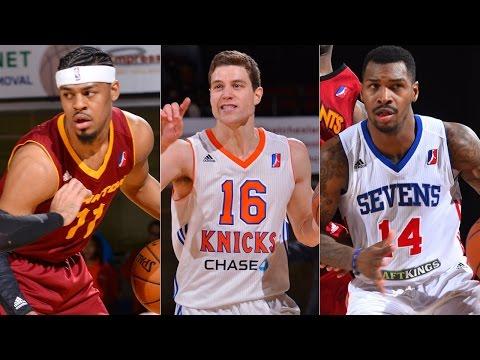 Highlights: Top NBA Development League Prospects, 2015-16 Season