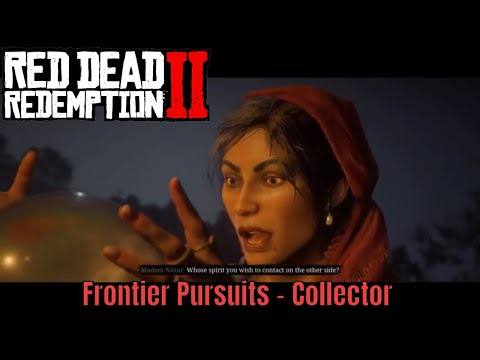 Red Dead Online | Frontier Pursuits | Collector | No Commentary
