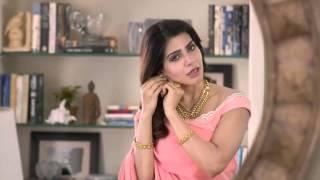 Khazana Jewellery Ad - Samantha