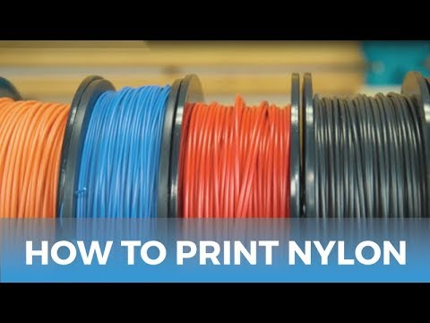 How To Succeed When 3D Printing With Nylon | MatterHackers