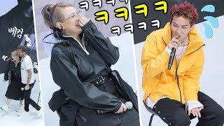 [ENG] 친구 송민호 땜에 빵터진 씨엘 CL's reaction, MINO talk : Edited Fan…