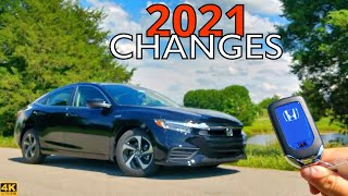 2021 Honda Insight // Is it the BEST DEAL in Hybrid's (55 MPG for $25K)??