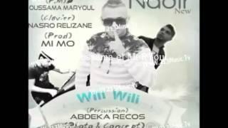 Cheb Nadir 2015 Wili Wili avec Nasro Relizane  Chanson Sentimentale