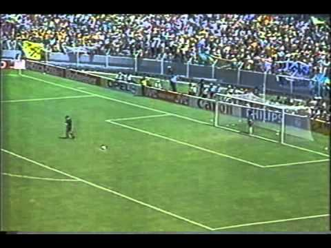 Brazil vs France World Cup 1986  - Penalty Shootout