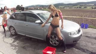 SEXY CAR WASH / CAR FEVER SWITZERLAND 2012