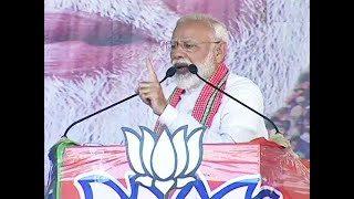 40 TMC MLAs in touch with me: PM Modi makes sensational claim …