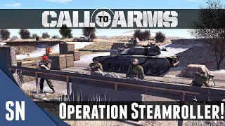 Call To Arms Gameplay - Strike on Oman #1: Operation Steamroller! (USA)