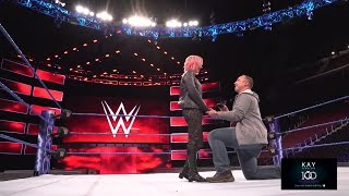 vuclip A WWE fan's surprise marriage proposal will make you cry