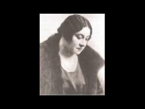 "Giannina Arangi-Lombardi Sings Aïda ""Qui Radamès Verrà...O Patria Mia"""
