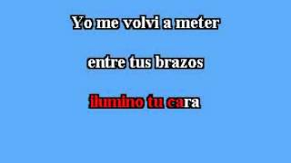 Amaneci En Tus Brazos KARAOKE COMO José Alfredo Jimenez