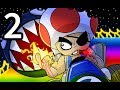 If MARIO KART was a Reality TV Show 2 (Funny Animation)