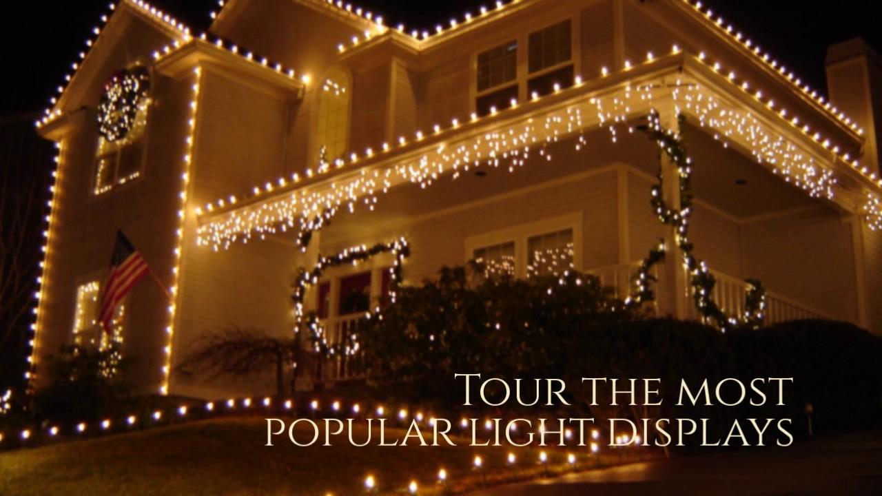 Limo Holiday Light Tours - VIP Limo