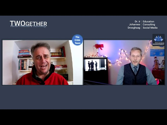 TWOgether - What Bill Says - 9 SolarWinds and beyond