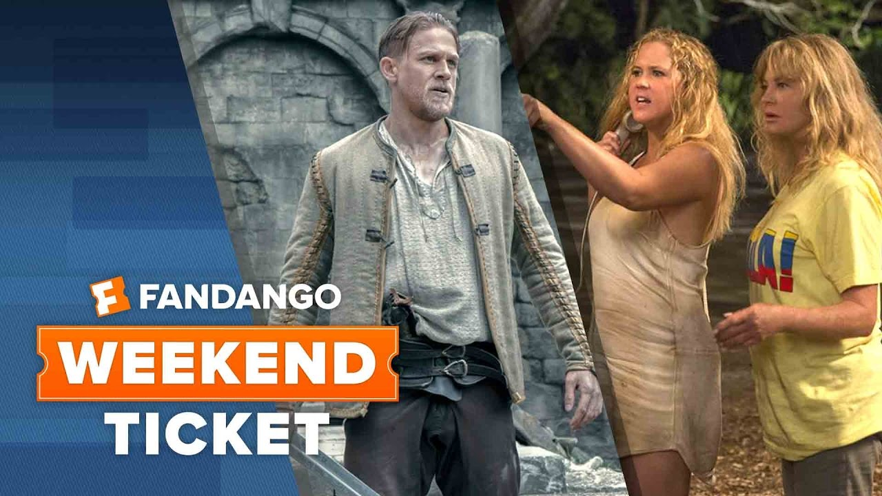Now In Theaters: King Arthur: Legend of the Sword, Snatched, Lowriders | Weekend Ticket