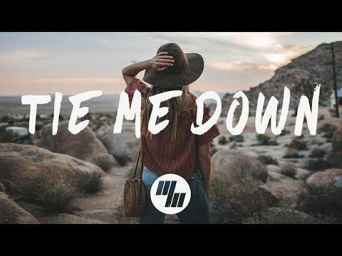 Gryffin  Tie Me Down Lyrics ft Elley Duhé