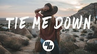 Download Gryffin - Tie Me Down (Lyrics) ft. Elley Duhé Mp3 and Videos
