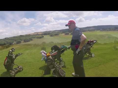 Sandhill on Tour. Ganton Golf Club