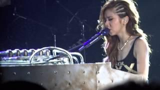 20150131 G.E.M. X.X.X. LIVE Singapore_回憶的沙漏