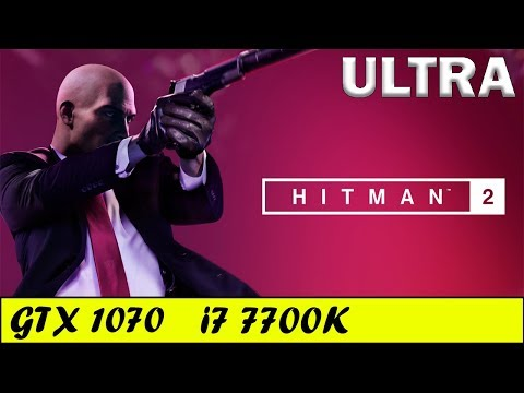 Hitman 2 (Ultra)