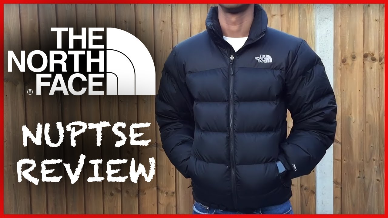 a165852e15 The North Face Nuptse Jacket 2 Review   Look l UK - YouTube