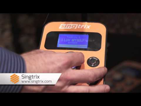 Auto-tune your karaoke sessions with Singtrix