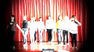 † Born This Way Performance On May, 27 † School #1 Kuznetsovsk city