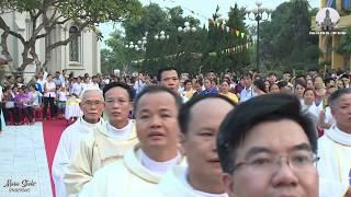 Thánh Lễ Kính Đức Mẹ Fatima Thánh Du Tại Giáo Xứ Phú Đa TGP Hà Nội