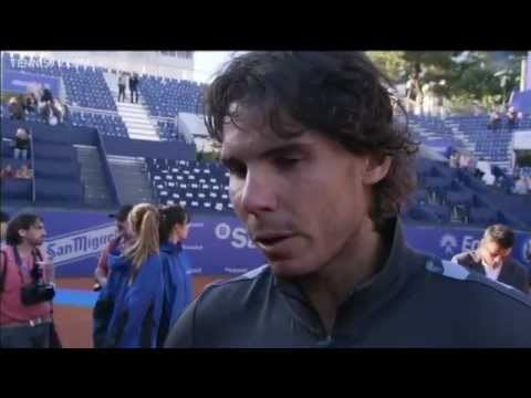 Nadal Reflects On Winning Seventh Barcelona Title