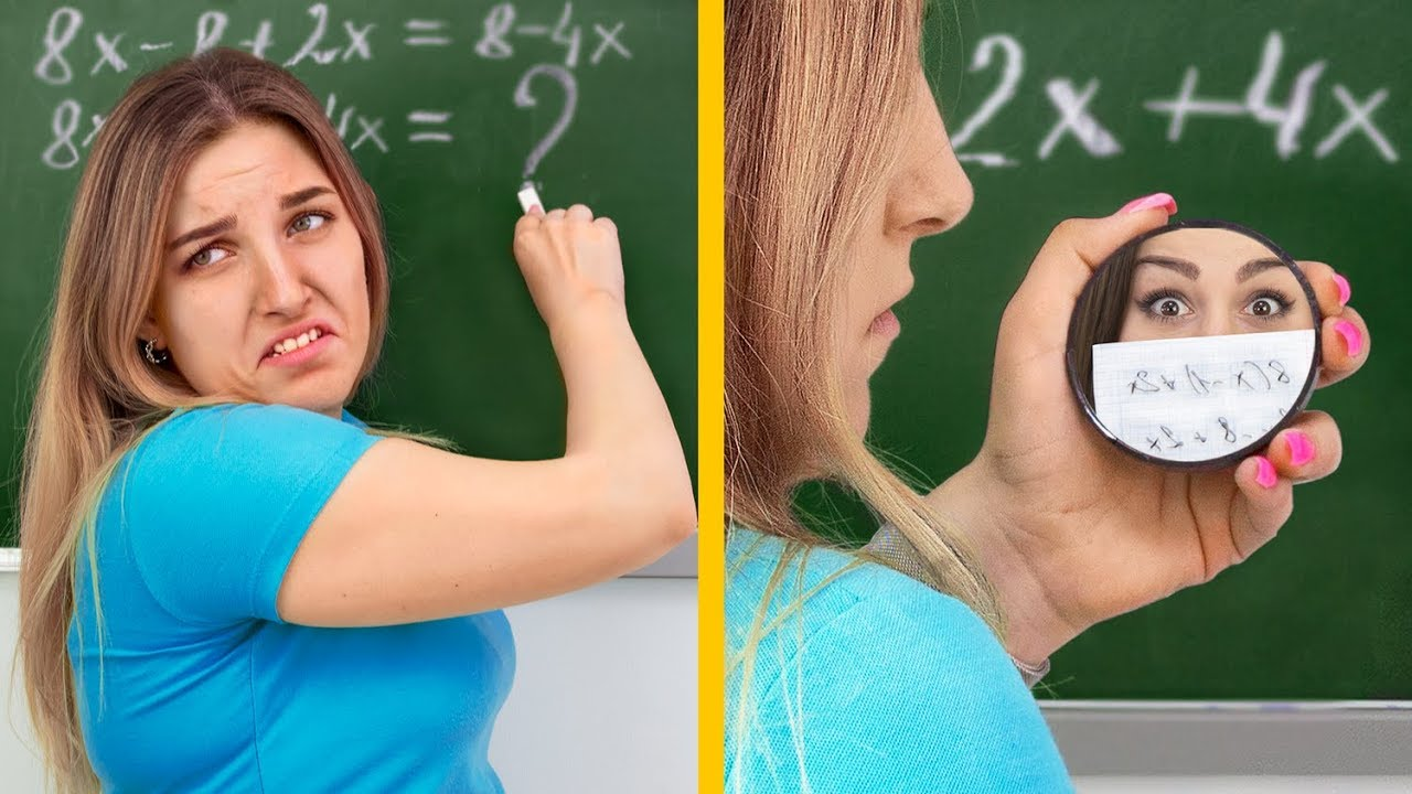 16 неловких ситуаций в школе, которые могут произойти с каждым!