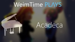 """WeimTime Plays"" - Acadeca - Friendship Games -- MP3 Download"