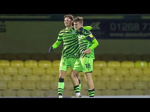 Southend Forest Green Goals And Highlights