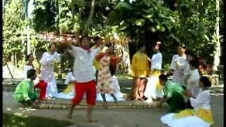 Philippine Folk Dance Tinikling