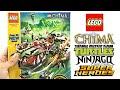 LEGO January 2013 Catalog - Did Chima really have a bad start?