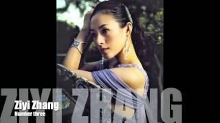 Top 5 Asian women