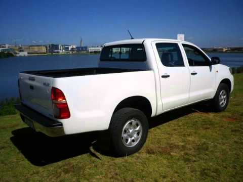 Toyota Hilux For Sale On Autotrader >> 2011 TOYOTA HILUX 2.5 D4D SRX 4X4 D/CAB Auto For Sale On Auto Trader South Africa - YouTube