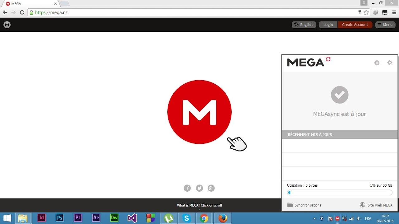MEGAsync Download (2019 Latest) for Windows 10, 8, 7