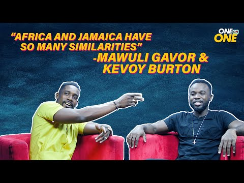 Mawuli Gavour and Kevoy Burton speak about unifying Africa and the Caribbean | Pulse TV One on One