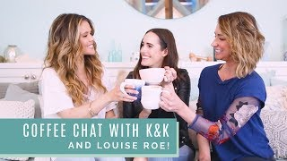 Coffee Chat With K&K ~ Join TV Host & New Mama Louise Roe For the Bikini Series!