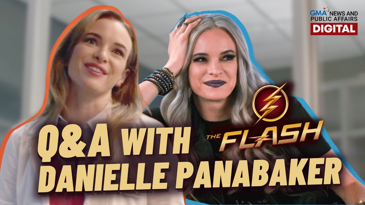 Download Danielle Panabaker talks 'The Flash' S7, Caitlin Snow and Killer Frost | GMA Digital Specials