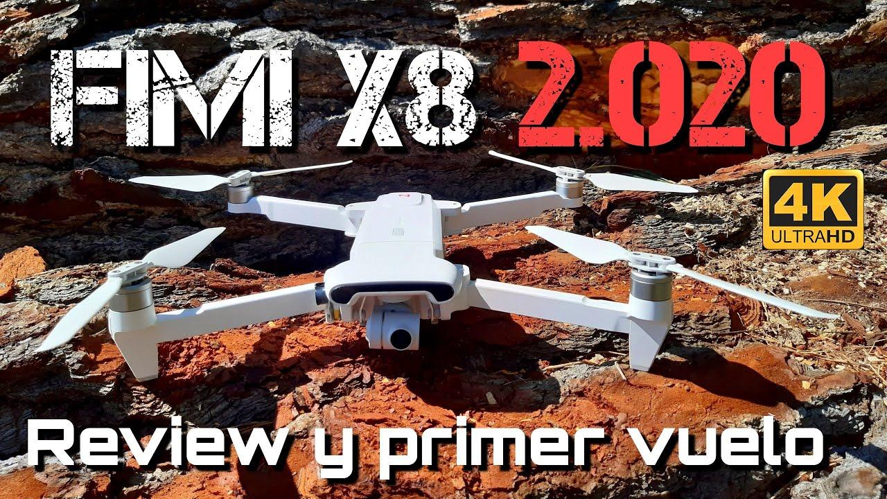 FIMI X8 SE 2.020 - La mejor relación calidad/precio del mercado