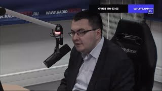 "Программа ""Нацвопрос"" (эфир ""Вести ФМ"" от 03.08.2019)"